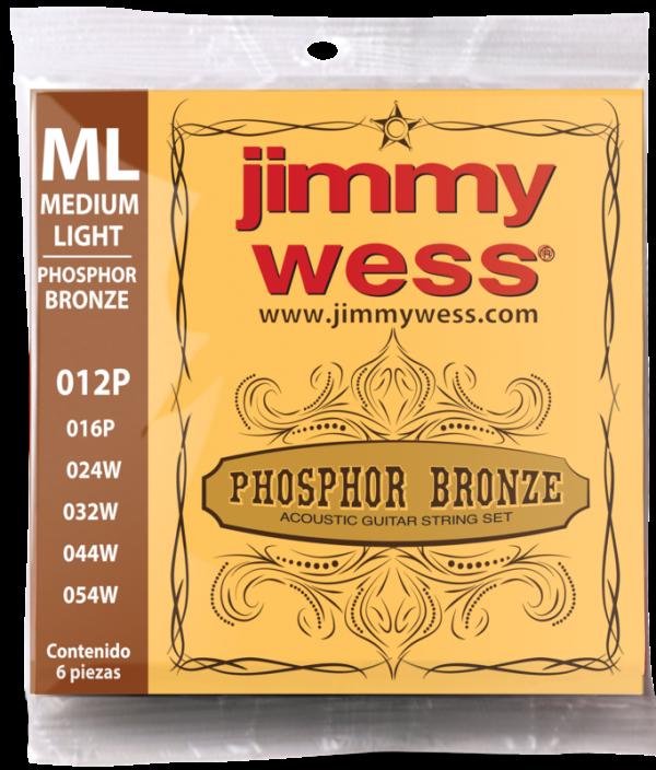 ML – Phosphor Bronze Calibre 012 – 054