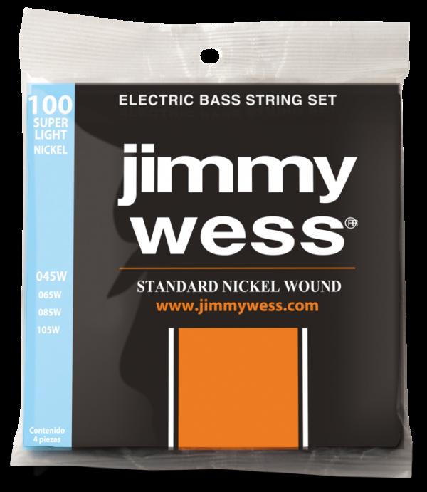 Standard Nickel Wound Calibre: 045-105
