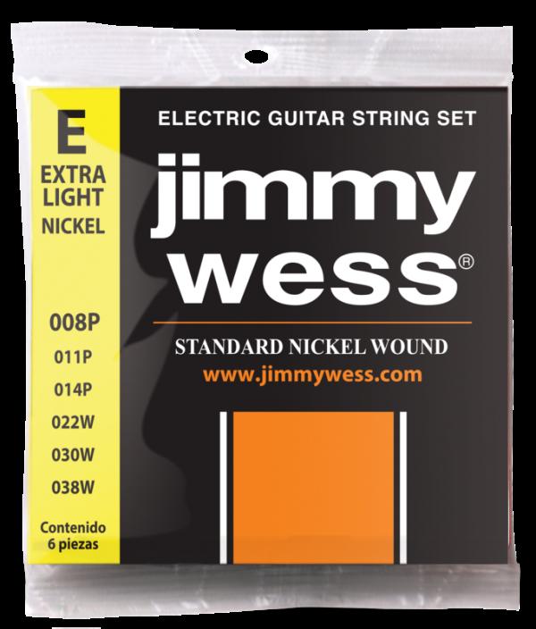 E-Standard Nickel Wound Calibre: 008-038